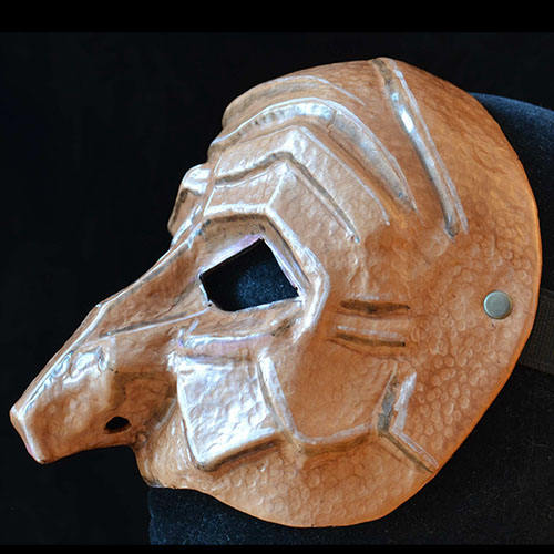 Servant of Two Masters Masks